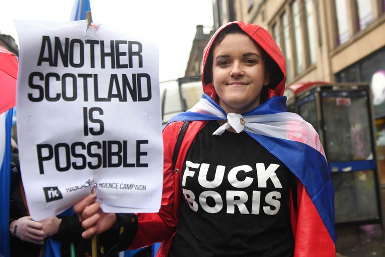 """""""Er is een ander Schotland mogelijk""""."""