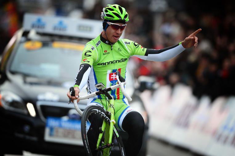 Peter Sagan won de laatste editie van Gent-Wevelgem Beeld null