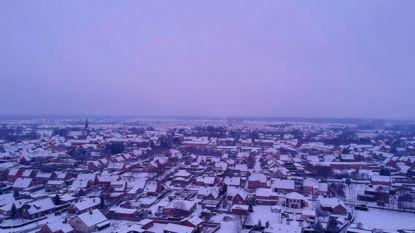 Sneeuwbeelden uit uw regio
