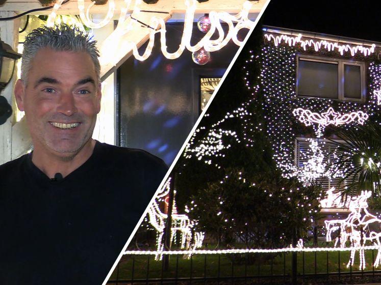 Ho ho ho, de woning van Mark is al helemaal in kerststemming: 'Kerst is voor mij nu al begonnen'