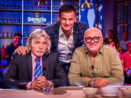 Gijp wil verder met Derksen en Genee in andere show: 'Wilfred heeft ook geen moord gepleegd'