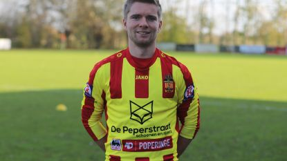 """Jasper Maerten en FCPoperingeA ontvangen Wervik: """"Positieve lijn doortrekken"""""""
