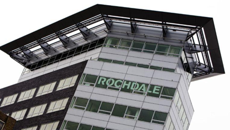 Eind september maakte Rochdale bekend dat vijftig miljoen euro is afgeboekt op projecten die deels door Möllenkamp in gang zijn gezet. Foto ANP Beeld