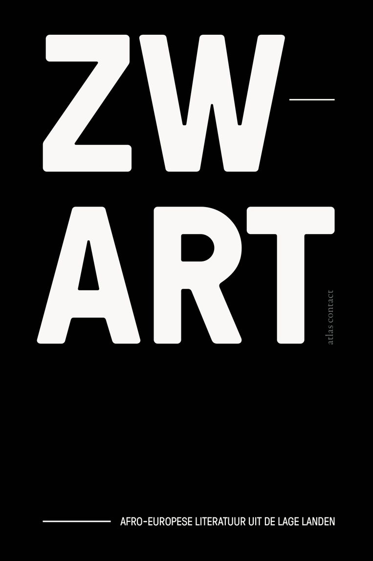 'Zwart', samengesteld door Vamba Sherif en Ebissé Rouw. Beeld Atlas Contact