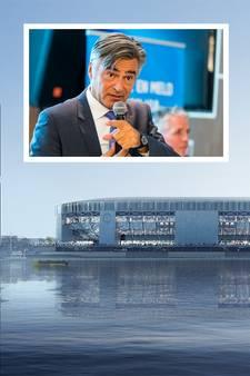 Feyenoord wil zelf mede-eigenaar worden van nieuw stadion op Zuid