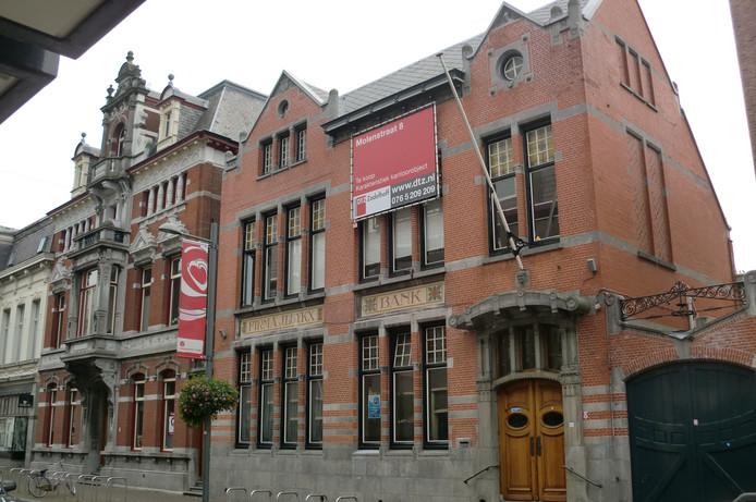 Bankgebouw Van Lanschot in Roosendaal.
