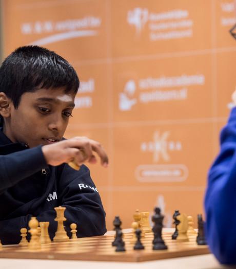 Geen Apeldoorns succes voor jonge schaker