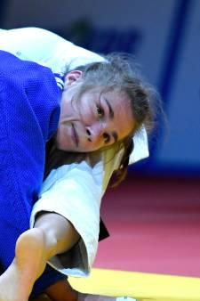 Judoka Sanne Verhagen uit Best: 'Voor de Spelen heb ik mijn leven op z'n kop gezet'