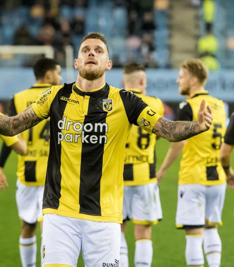 Zege is voor Vitesse zaligmakend