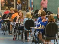 Krakende hersens in Borns sportcomplex