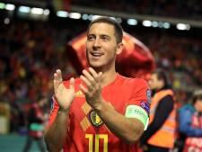 België in jubelstemming voor presentatie Hazard bij Real