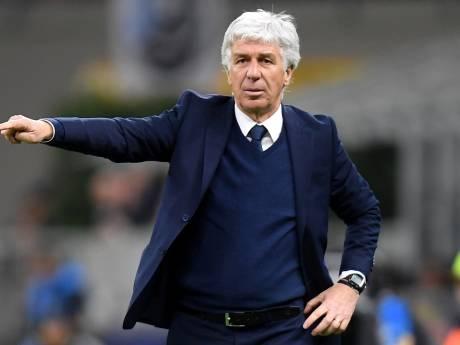 Trainer Atalanta zat besmet op de bank in Valencia: 'Ik dacht ik kan nu niet afhaken'