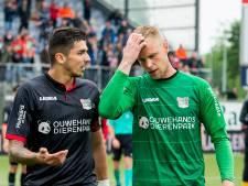 NEC legt doelman Marco van Duin langer vast