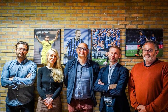 Brugge KTA en Club Brugge zetten de samenwerking verder