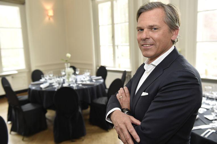 Jan Jacbobs, CEO van uitbater J&M Catering.