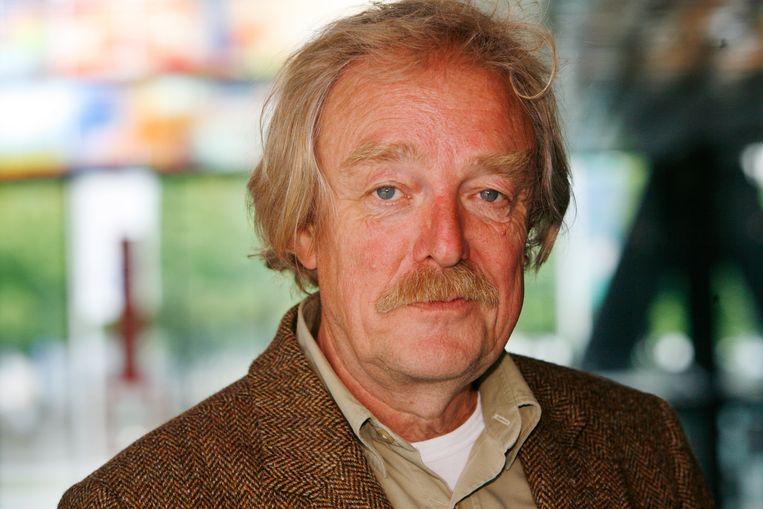 Schrijver en bioloog Midas Dekkers is de winnaar van de eerste Drs. P Trofee.  Beeld ANP Kippa