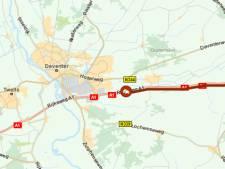A1 weer vrijgegeven na ongeluk bij Deventer