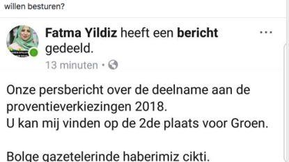"""""""Campagne voeren in het Nederlands, aub"""""""