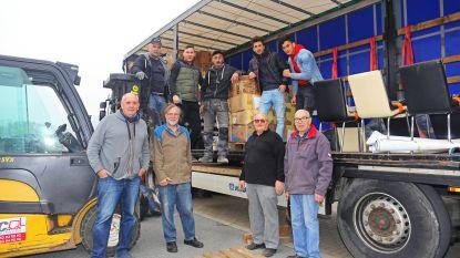 Affligems Roemenië-comité viert 30ste verjaardag en stuurt 29ste hulpkonvooi naar Valea