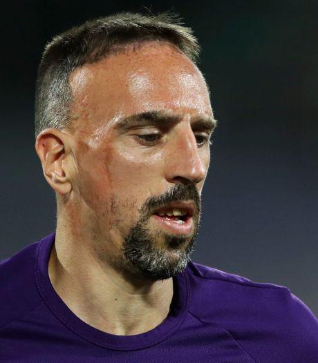 Ribéry slachtoffer woninginbraak: 'Gelukkig waren we veilig in München'
