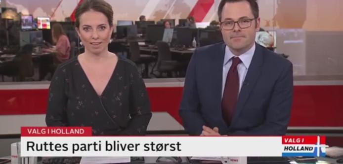 Deens journaal.