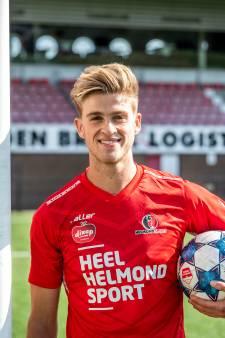 Nieuwe Helmond Sport-spits Goselink: scoren tégen in plaats van voor Almere City