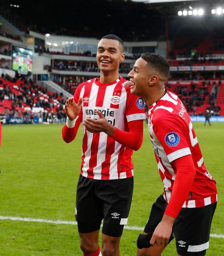 Van Bommel brengt talenten  bij PSV ook als het kantje boord is
