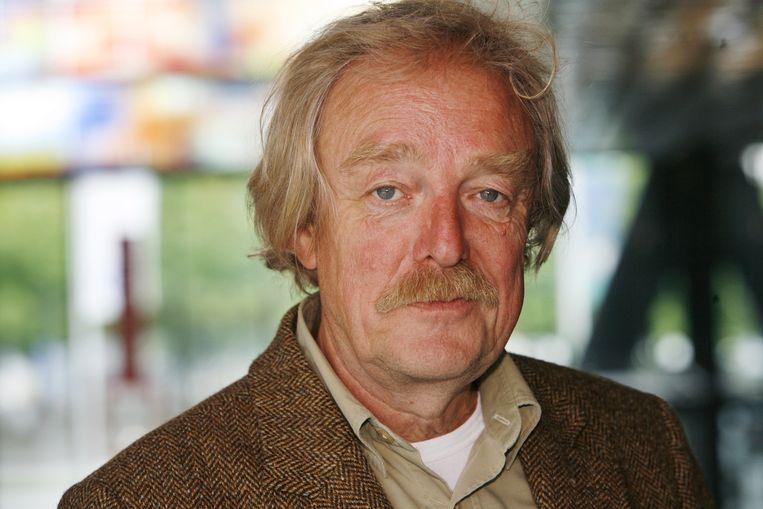 Schrijver en bioloog Midas Dekkers. Beeld Freek van Asperen / ANP