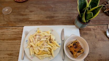 Restorecensie: heerlijke pasta's in lockdown van Ristorante Italia in Beringen