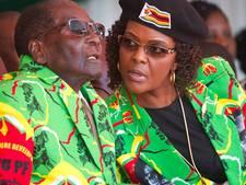 Zuid-Afrika vraagt om uitlevering Grace Mugabe