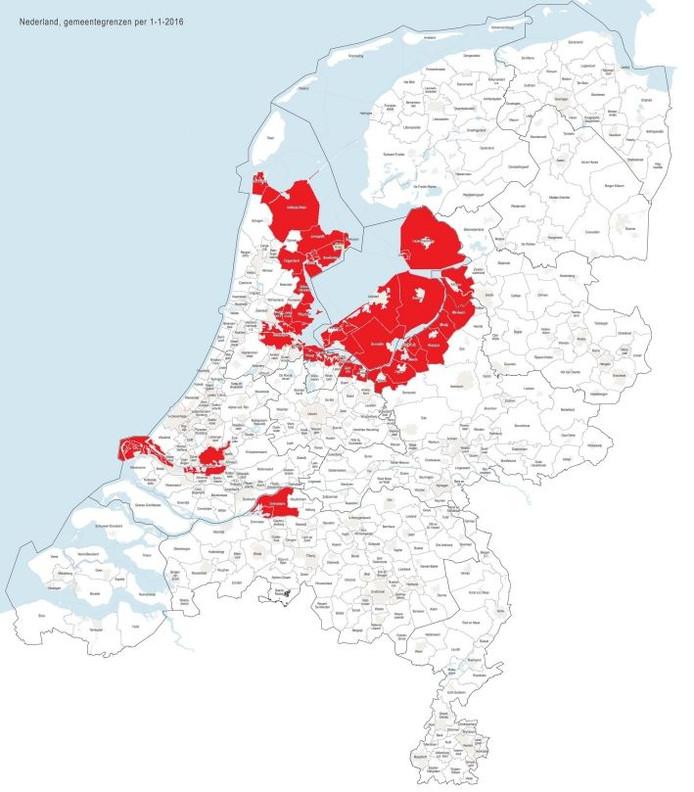 Dode vogels aangetroffen met vogelgriep in verschillende gebieden in Nederland.