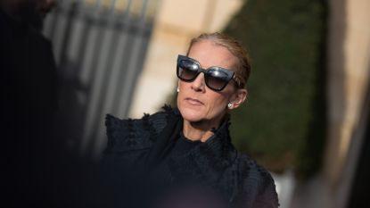 Celine Dion verliest 92-jarige moeder