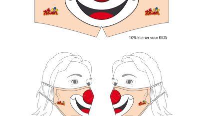 Kloen verkoopt nu ook mondmaskers voor hun goede doelen