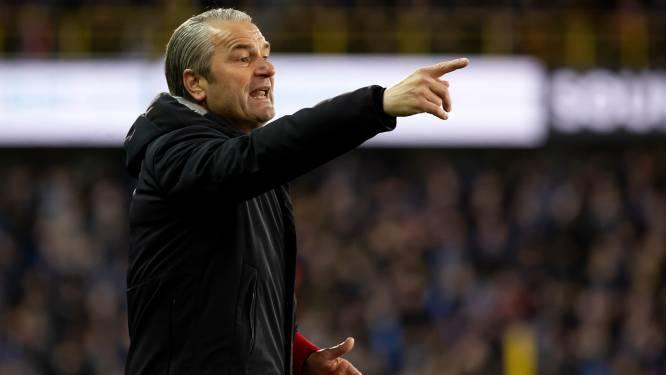 Zorgt coronacrisis ervoor dat Cercle Brugge afscheid moet nemen van Bernd Storck?