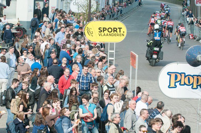 Zottegem krijgt weer een aankomst van een grote wielerwedstrijd.
