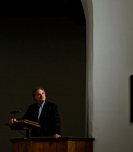 Dick Juijn wordt de nieuwe predikant van de protestantse kerk in Delden