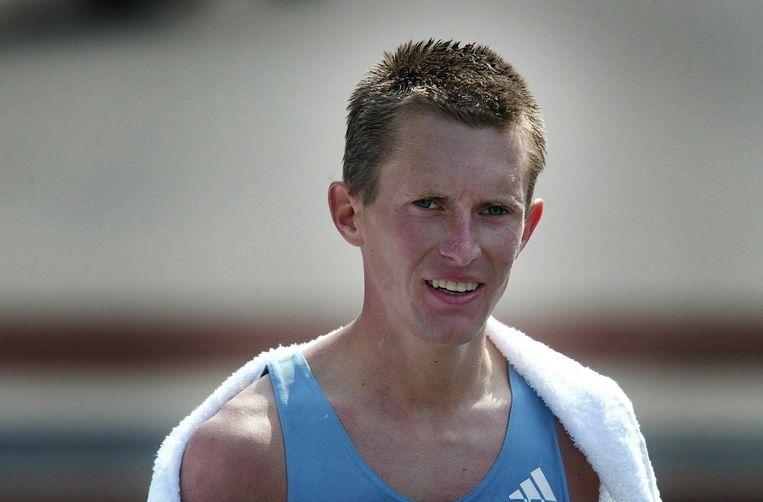 Volgens langeafstandsloper Hugo Van den Broek oordelen de Kenianen scherp over dopinggebruikers. Beeld anp