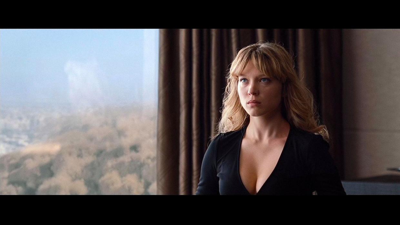 Lea Seydoux in 'Mission Impossible' Beeld rv