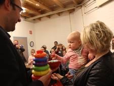 Nieuw in Veghel: speelgoed ruilen met gesloten beurs