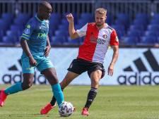 Bart Nieuwkoop maakt rentree in het Feyenoord-shirt