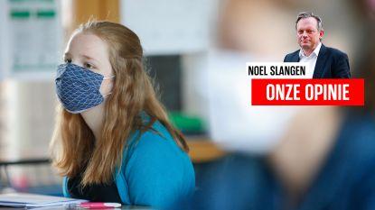 Slangen op maandag. Wij tellen dagelijks de slachtoffers van het virus. Maar wie telt het aantal jonge levens dat er gebroken wordt?