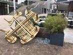 Eigenaresse Van der Poel Enschede: 'Vernieler onder invloed van drugs'