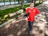 Polluxstraat in Alphen ondergepoept door 'terror'-halsbandparkiet