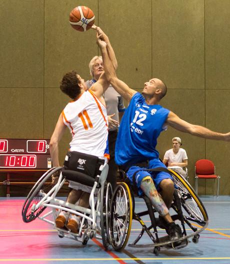 Twentse rolstoelbasketballers boeken succes op EK in Spanje