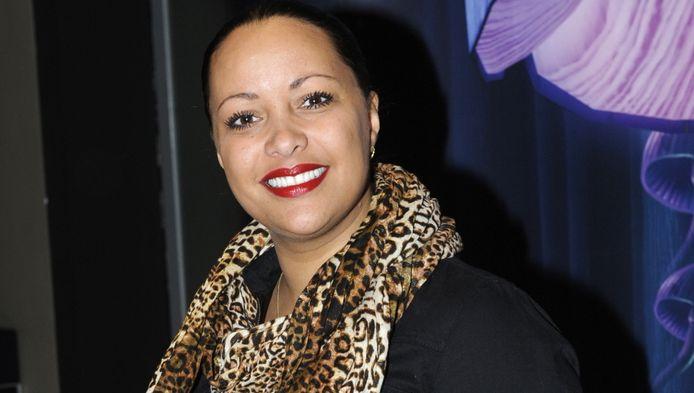 Sonja in 2011.