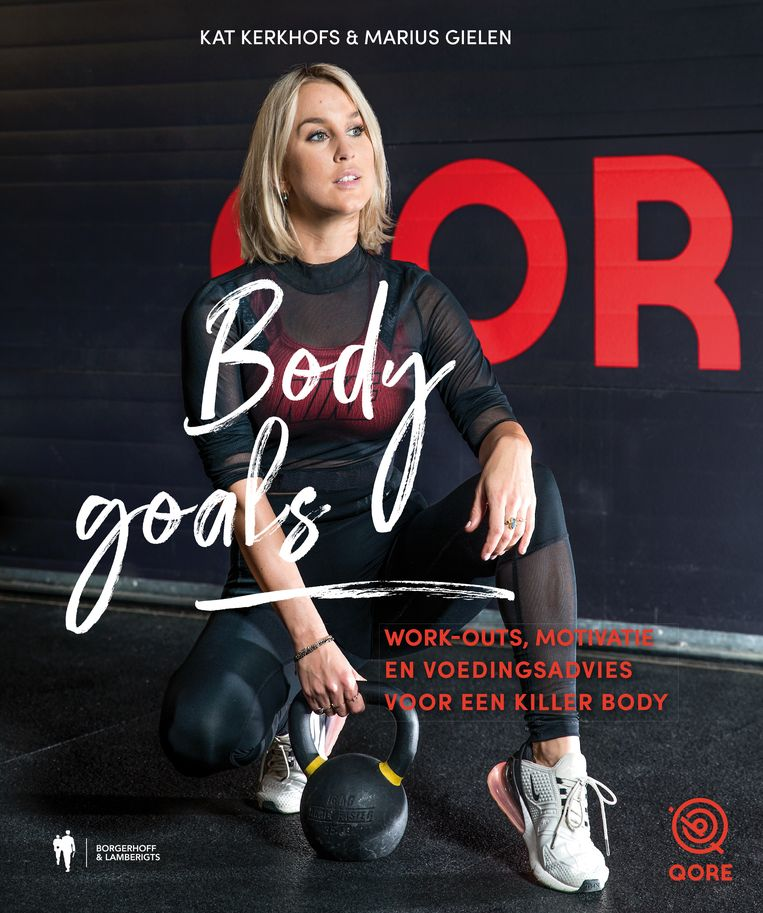 'Body Goals', Kat Kerkhofs & Marius Gielen. Borgerhoff & Lamberigts. € 24,99.