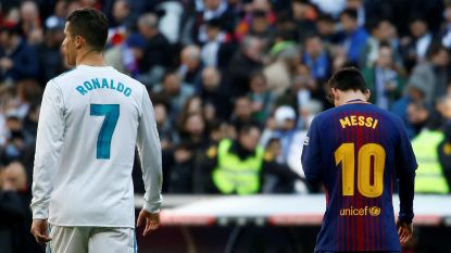 Geen Messi, geen Ronaldo: welke spelers vullen leemte morgen op in Clásico?