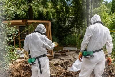 Asbest geruimd op Fort Oranje