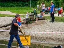 Onderzoek wijst uit: inderdaad botulisme in Sterrenburgpark