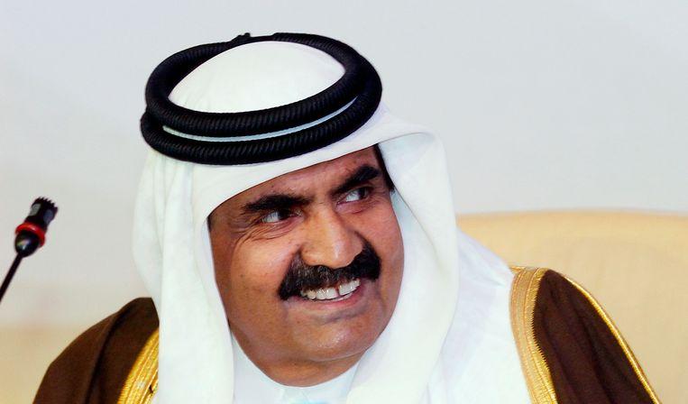 Emir Hamad bin Khalifa Al Thani wil op de eilanden paleizen bouwen voor zijn 24 kinderen en drie vrouwen.
